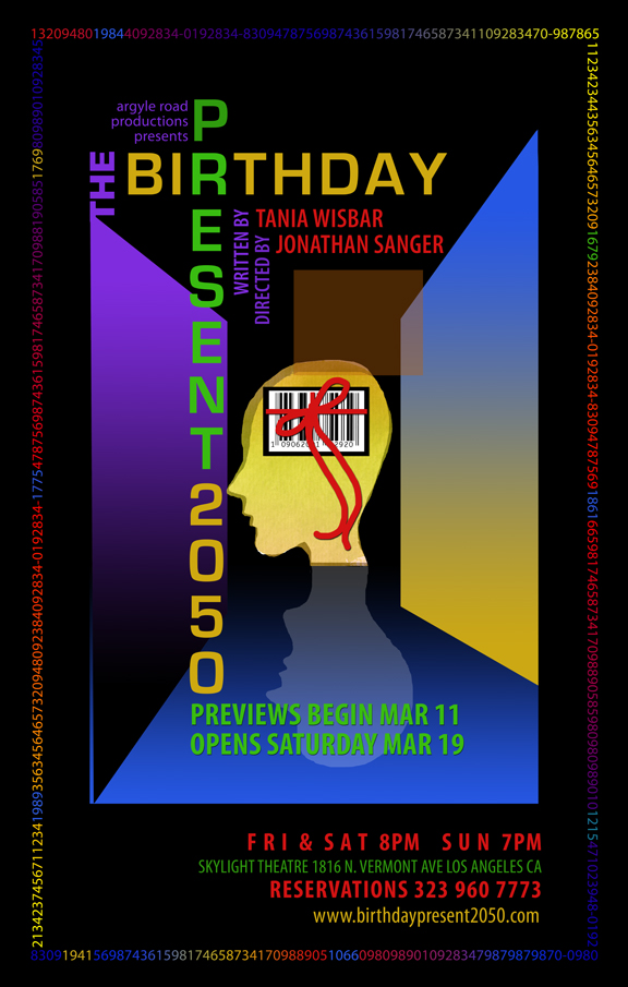 Post image for ADVERTISEMENT – The Birthday Present 2050