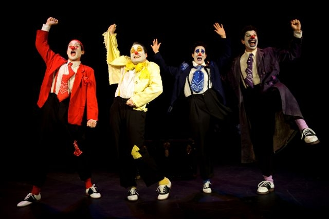 genre of clowning theatre drama arts Theatre venue month genre search for an event genre search for an event event theatre venue month 20 series displayed use page.