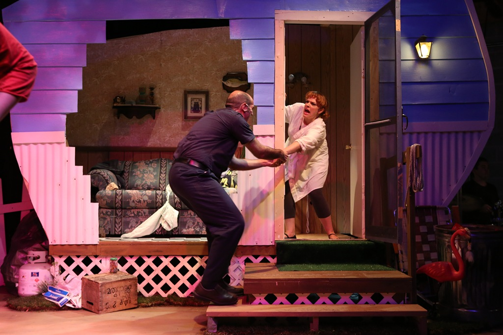 Chicago Theater Review THE GREAT AMERICAN TRAILER PARK MUSICAL Theater Wit