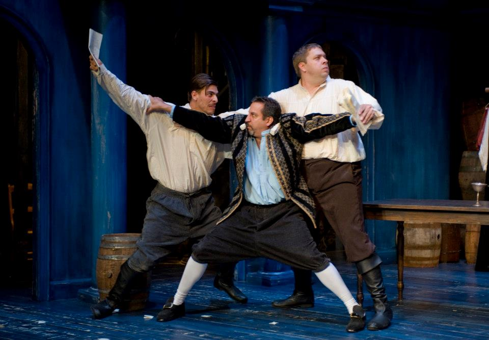 Chicago Theater Review Equivocation Victory Gardens