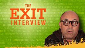 Post image for San Diego Theater Review: THE EXIT INTERVIEW  (San Diego Repertory Theatre)