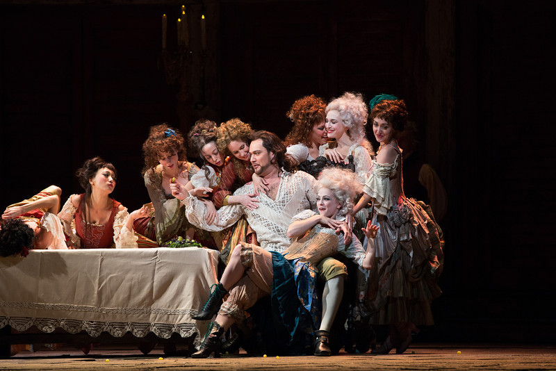 the san francisco opera and the production of don giovanni The uruguayan bass-baritone erwin schrott is set to make his san francisco opera debut in june as leporello in the company's production of mozart's don giovanni schrott replaces bass.