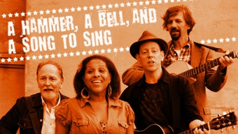 Post image for San Diego Theater Review: A HAMMER, A BELL AND A SONG TO SING (San Diego Repertory Theatre)