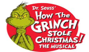 Post image for Chicago Theater and Tour Review: HOW THE GRINCH STOLE CHRISTMAS! THE MUSICAL (Cadillac Palace Theatre)