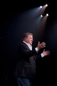Jesse David Corti's Stage and Cinema preview of Shatner's World: We Just Live In It