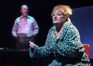 Mia Bonadonna's Stage and Cinema review of SEXSTING at Skylight in LA