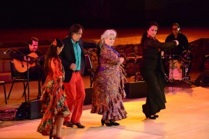 """Tony Frankel's Stage and Cinema LA Dance Review of the Fountain Theatre's """"Forever Flamenco! at the Ford."""""""
