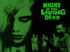 NIGHT OF THE LIVING DEAD - Poster