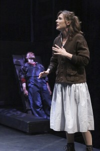 Mark Whitten and Kim Huber star in the LA MIRADA THEATRE FOR THE PERFORMING ARTS production of FLOYD COLLINS, directed by Richard Israel