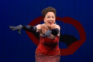 Denise Wharmby in Call Me Miss Birds Eye - A Celebration of Ethel Merman at A.C.T.'s Geary Theater July 8 – 19.