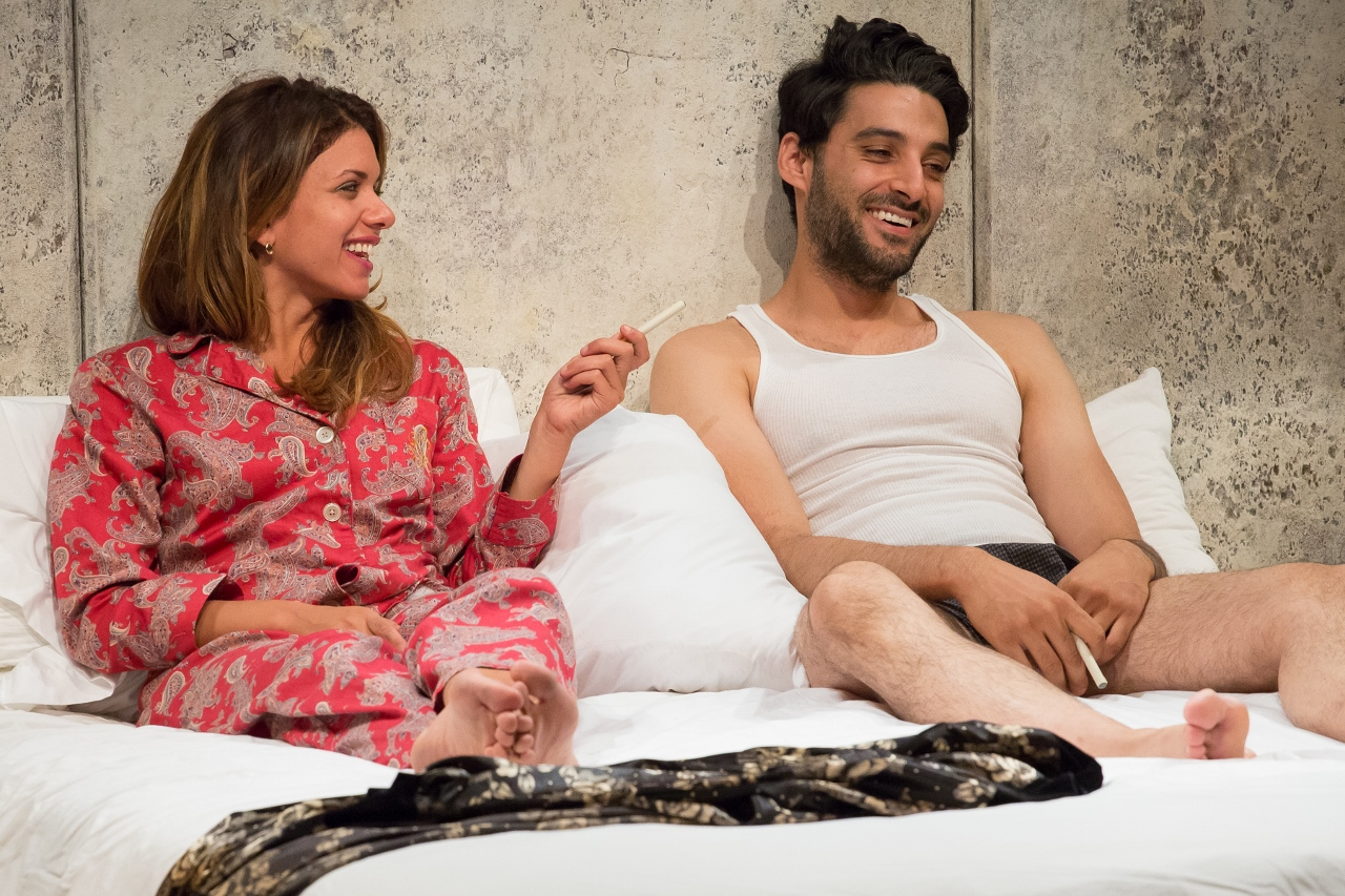 Theater Review: THREESOME (59E59 Theaters, Off-Broadway)