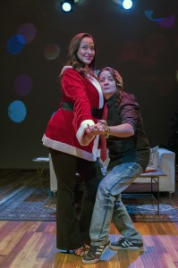 Photo 6 - (l to r) Maria Russell and Sandra Valls - Photo by Chaz Photographics