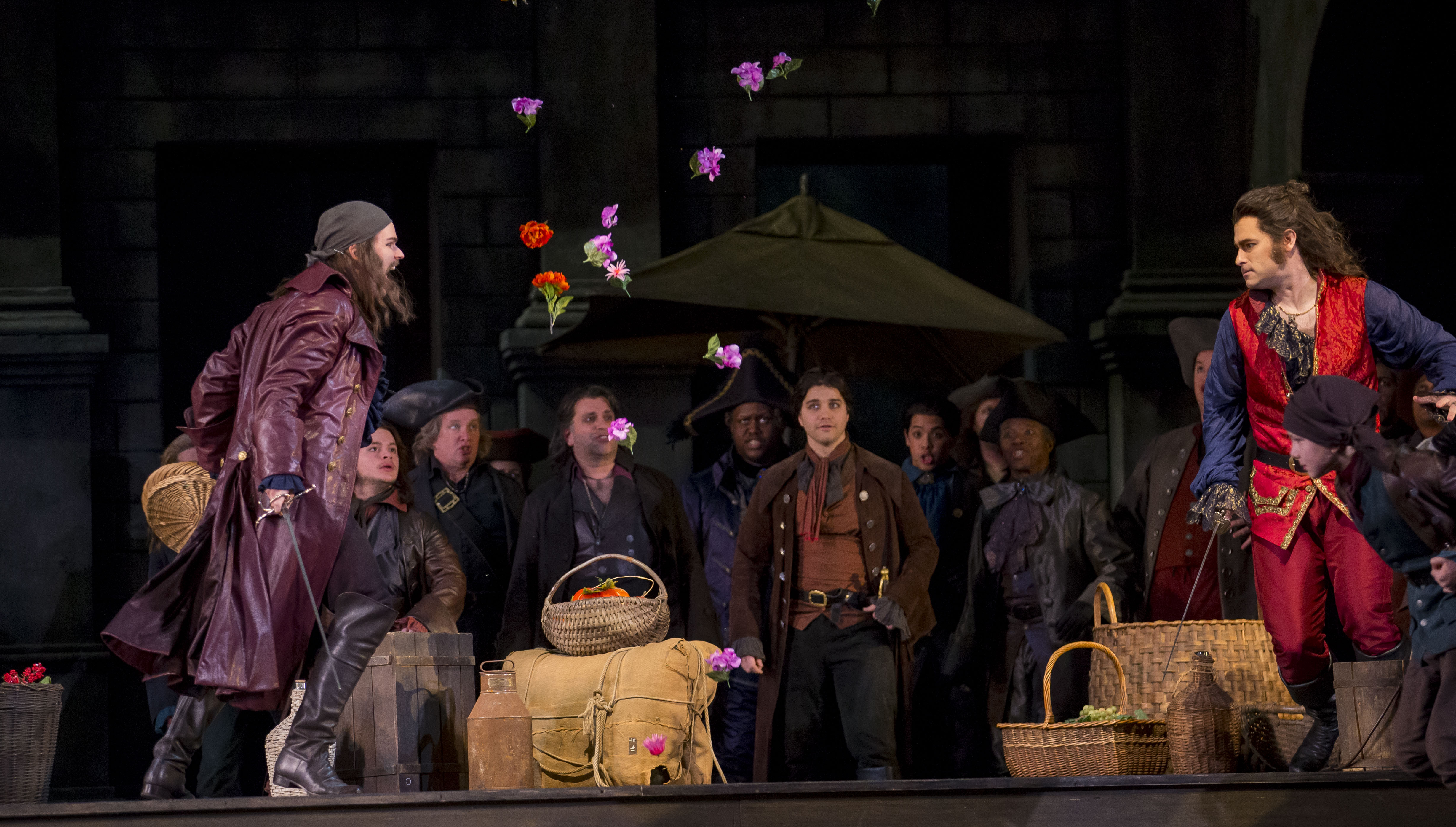 Opera Review Romeo And Juliet Lyric Opera In Chicago