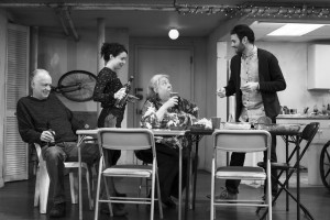 THE_HUMANS_-_Reed_Birney__Sarah_Steele__Jayne_Houdyshell__Arian_Moayed._Photo_by_Brigitte_Lacombe