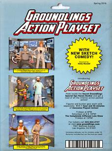 Post image for Los Angeles Theater Preview: GROUNDLINGS ACTION PLAYSET (The Groundlings Theatre)