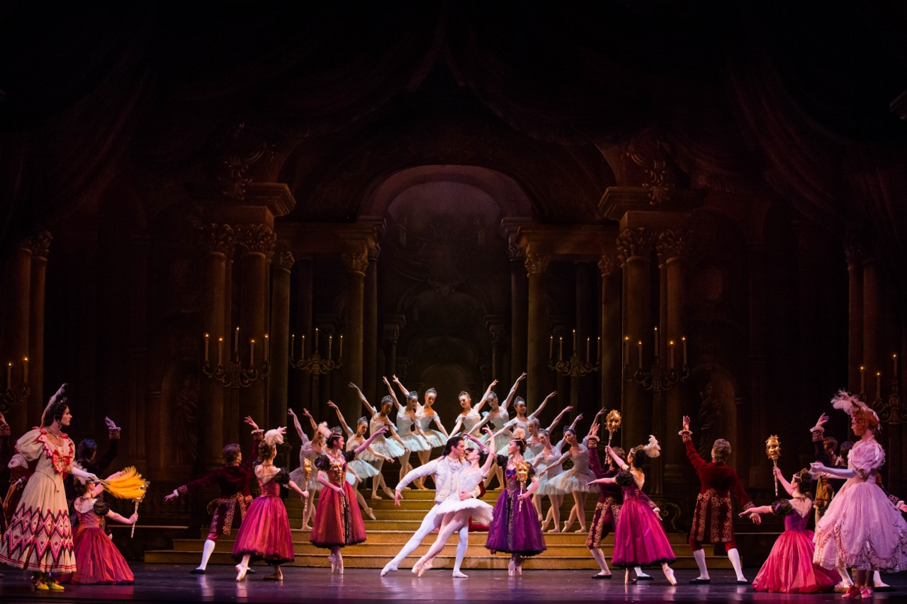 joffrey ballet essay An investment in the next generation the joffrey ballet's dance education programs are an investment in the next generation of both dancers and audiences.