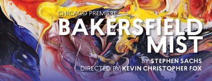 Post image for Chicago Theater Review: BAKERSFIELD MIST (TimeLine Theatre Company at Stage 773)