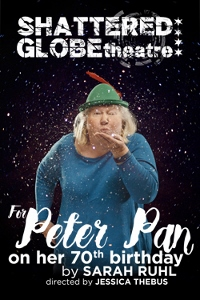 Post image for Chicago Theater Review: FOR PETER PAN ON HER 70TH BIRTHDAY (Shattered Globe Theatre)