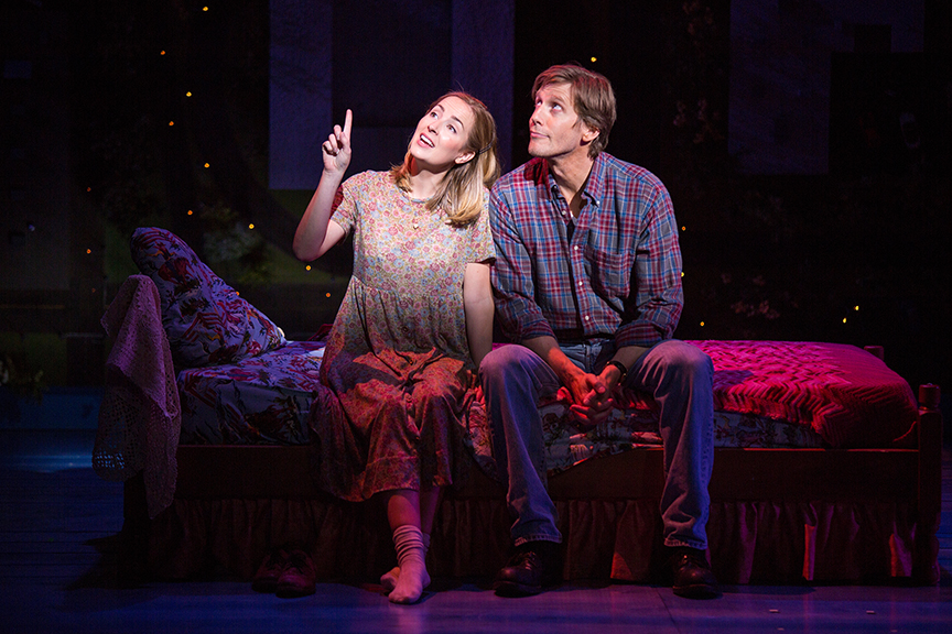 Theater Review: BENNY AND JOON (The Old Globe in San Diego)
