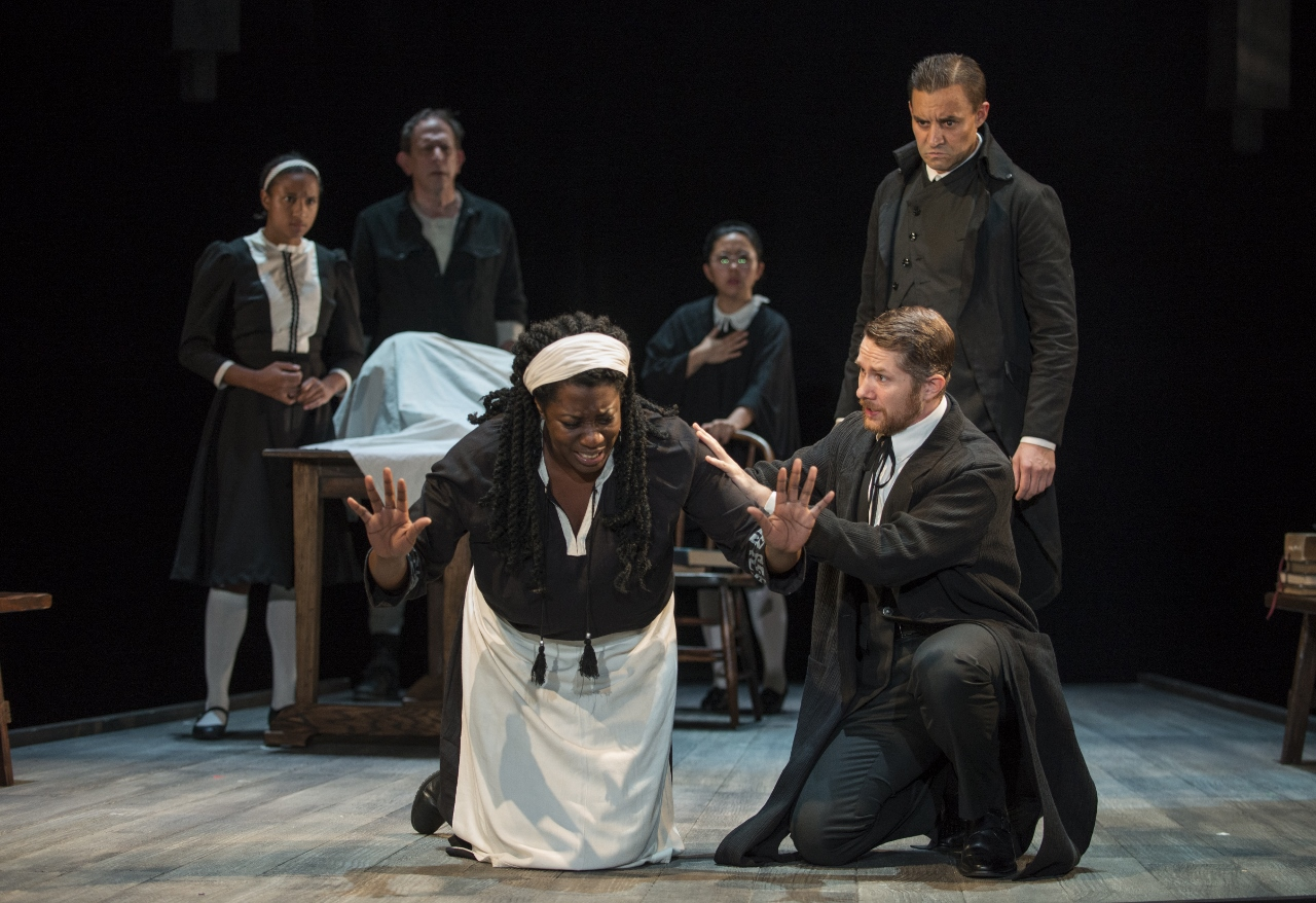 the fear driven acts in the crucible a play by arthur miller The crucible by arthur miller study play what inspired miller to write the crucible  -acts as clerk of the court during the witch trials.