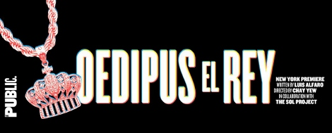Post image for Off-Broadway Theater Review: OEDIPUS EL REY (The Public Theater in collaboration with the Sol Project)
