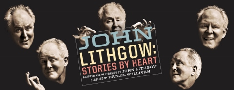 Post image for Broadway Theater Review: JOHN LITHGOW: STORIES BY HEART (Roundabout Theatre Company)