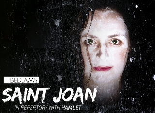 Post image for Theater Review: SAINT JOAN (Bedlam Theatre Company on tour at The Broad Stage in Santa Monica)