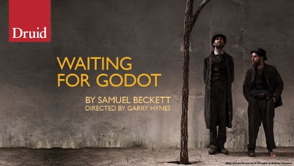 Post image for Theater Review: WAITING FOR GODOT (Druid Theatre)