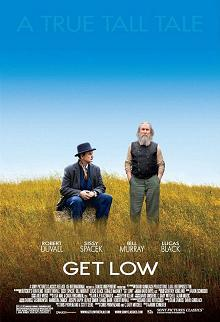 Post image for GET LOW – with Robert Duvall, Bill Murray, Sissy Spacek, directed by Aaron Schneider – Movie Review