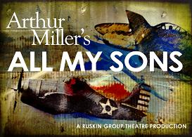 Post image for ALL MY SONS by Arthur Miller – Ruskin Group – Los Angeles Theater Review