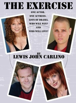 Post image for THE EXERCISE by Lewis John Carlino – The Lounge One – Los Angeles (Hollywood) Theater Review