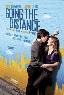 Post image for GOING THE DISTANCE – Drew Barrymore, Justin Long, Christina Applegate, Other people who are just happy to be in a movie – Movie Review