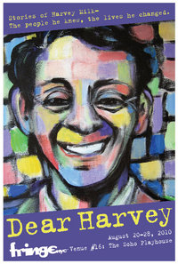 Post image for DEAR HARVEY – NYC Fringe Theater Festival Review