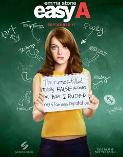 Post image for EASY A – with Emma Stone, directed by Will Gluck – Movie Review