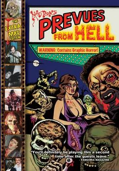 Post image for MAD RON'S PREVUES FROM HELL – reissue of 1987 VHS tape – DVD Review