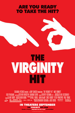 Post image for THE VIRGINITY HIT – produced by Will Ferrell and Adam McKay, directed by Huck Botko and Andrew Gurland – Movie Review