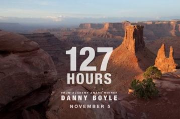 Post image for 127 HOURS – with James Franco, directed by Danny Boyle – Movie Review