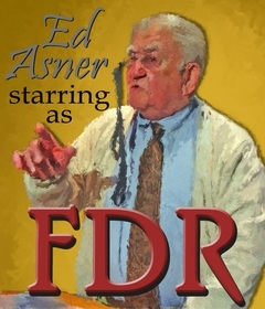 Post image for Theater Review: FDR (with Ed Asner at The Pasadena Playhouse)