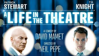 Post image for A LIFE IN THE THEATRE by David Mamet – with Patrick Stewart and T.R. Knight – Broadway Theater Review