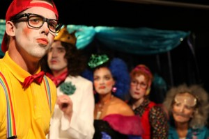 """Tony Frankel's Stage and Cinema LA review of """"Hamlet, Prince of Puddles."""""""
