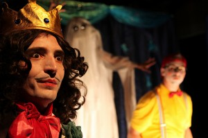 "Tony Frankel's Stage and Cinema LA review of ""Hamlet, Prince of Puddles."""