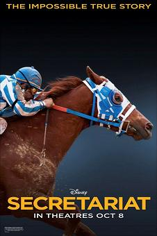 Post image for SECRETARIAT – with Diane Lane, John Malkovich, directed by Randall Wallace – Movie Review