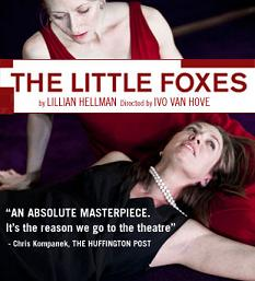 Post image for Off-Broadway Theater Review: THE LITTLE FOXES (New York Theatre Workshop)