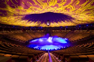 Le Rêve at Wynn Las Vegas photo by Tomasz Rossa
