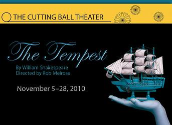 Post image for San Francisco Theater Review: THE TEMPEST (A Cutting Ball at the Exit Theater)