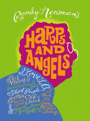 Post image for HARPS AND ANGELS music and lyrics by Randy Newman, conceived by Jack Viertel – Mark Taper Forum – Los Angeles Theater Review