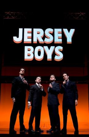 Jersey Boys At The Palazzo And Phantom The Las Vegas