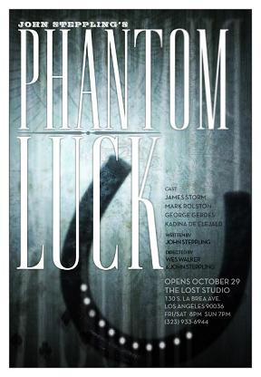 Post image for PHANTOM LUCK by John Steppling – Gunfighter Nation – The Lost Studio – Los Angeles Theater Review