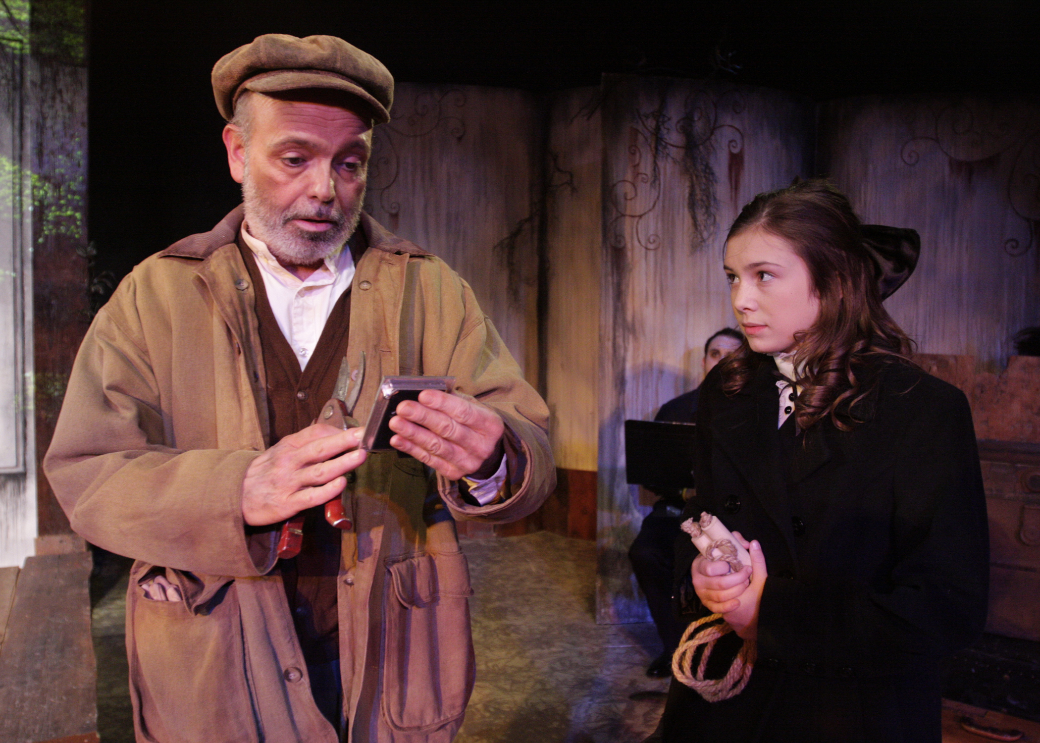Secret Garden: Theater Review: THE SECRET GARDEN (Chance Theater In