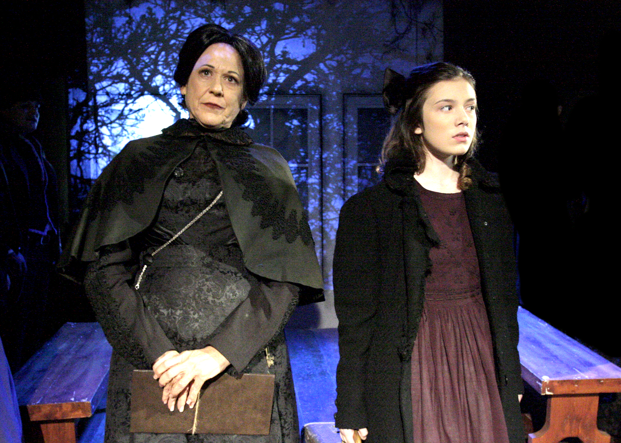 Theater Review The Secret Garden Chance Theater In